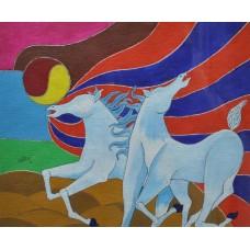 Horse Series 7