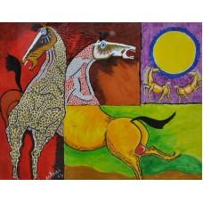 Horse Series 9